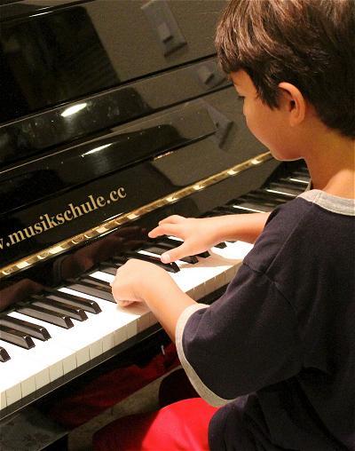Klavieruntericht